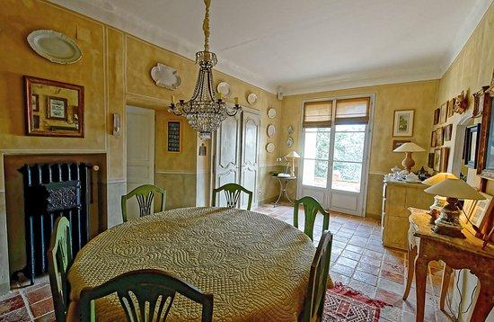 Ortaffa, Fransa: Une des salles ...