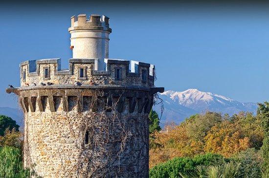 Ortaffa, Франция: Suite Toscane - vue sur le Canigou