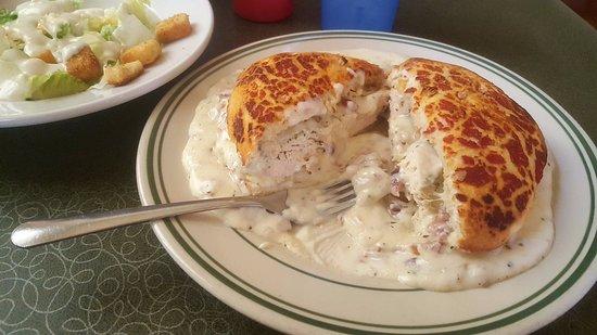 Monroe, WI: Chicken Fresco Panini