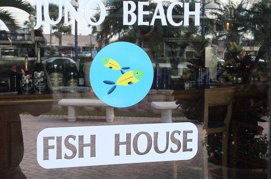 Juno beach fish house picture of juno beach fish house for Juno beach fish house