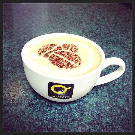 Llanidloes, UK: Coffee Bean