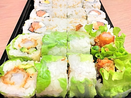 Mably, France : Sushi Roll