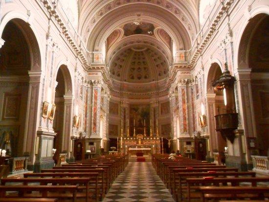 Moncalieri, Ιταλία: Interno chiesa