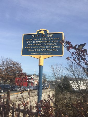 Mamaroneck, Nova York: Historic site