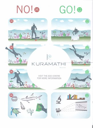 Kuramathi: istruzioni per l'uso dei canali