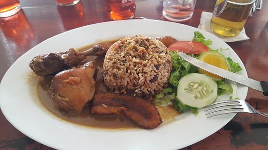 Guapiles, Costa Rica: Rice & Beans