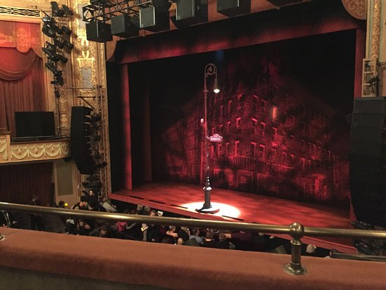 Longacre theatre picture of longacre theatre new york for New york balcony view