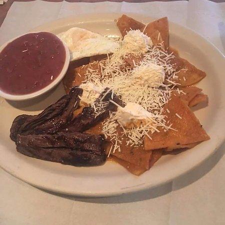 Everett, MA: Chilaquiles
