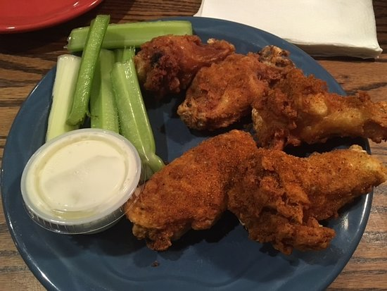 Frostburg, MD: Spectacular Chesapeake Wings - Nice and Crispy