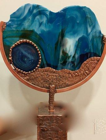 Hokulani Glass, Mosaic and Jewelry Design