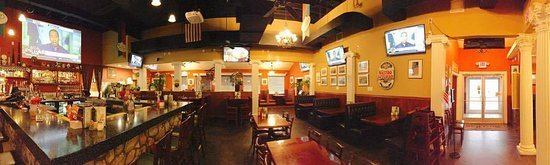 Rome, GA: Come to Bella Roma and enjoy your favorite sporting events on one of our many flat screen TVs!