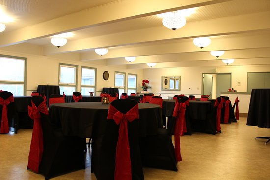 Westport, WA: Having a meeting or function? Choose either the Beach Room or Franklin rooms.