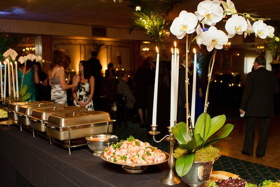 Pittston, PA: The Gramercy offers customizable event buffets at the client's request!