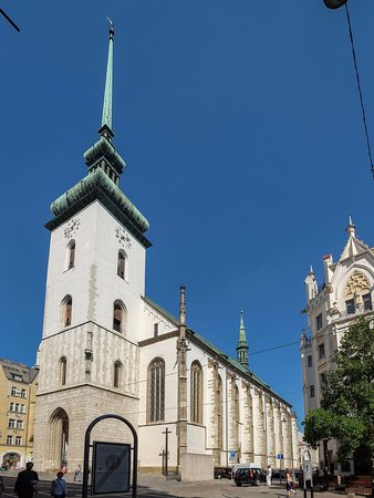 Brno, Çek Cumhuriyeti: 正面外観