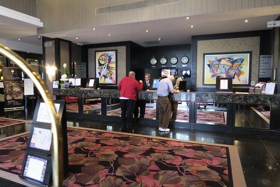 Ashling Hotel: Lobby