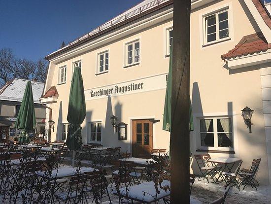 Garching bei Munchen, Allemagne : Garchinger Augustiner