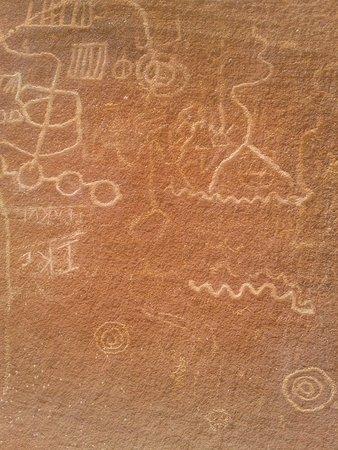 Valley of Fire State Park: Petroglyphs (Heiroglyphs)