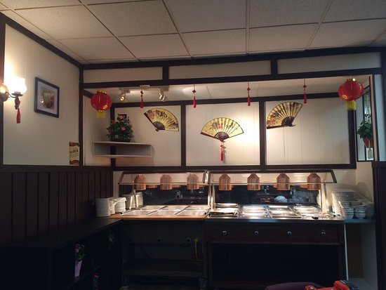 Killam, Canada: good Chinese food...............................................................................