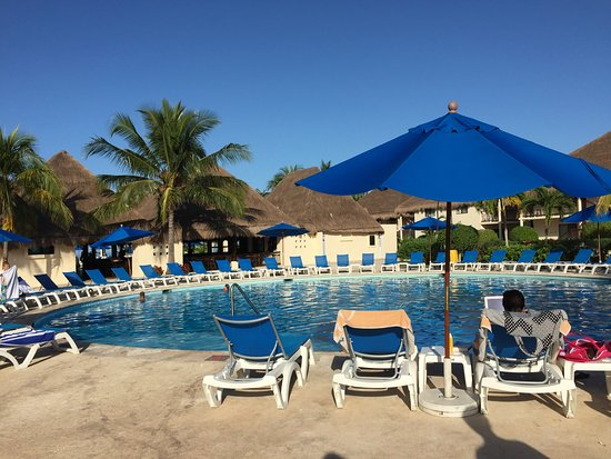 Allegro Cozumel: second pool area