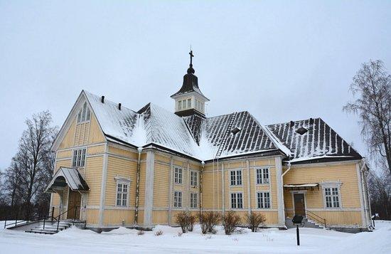 Tohmajarvi, Finnland: Tohmajarven kirkko