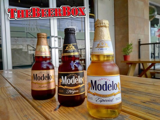 Try the most luxurious beer from Corona only here at The Beer Box