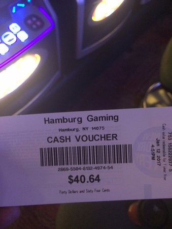 Hamburg, État de New York : I left a winner and didn't have to use my own money