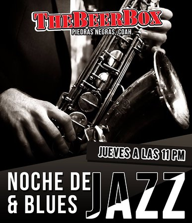 Piedras Negras, Mexico: Don't miss our Jazz nights!