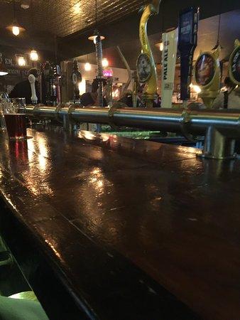 Sainte-Therese, Canada: Super choix de bière  :)