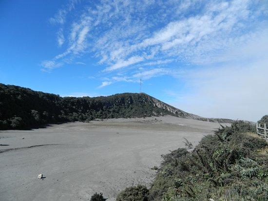 Provincia de Cartago, Costa Rica: cráter la playa