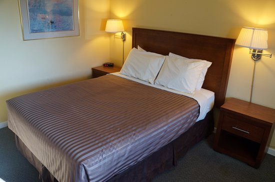 Westward Inn & Suites: Clean Bright Room