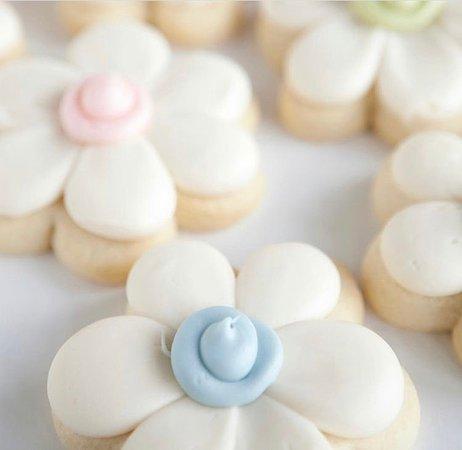 Midvale, Γιούτα: Classic Vanilla Flower (signature cookie)