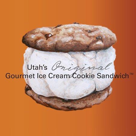 Midvale, Γιούτα: Custom Ice Cream Cookie Sandwich - Utah's Original!