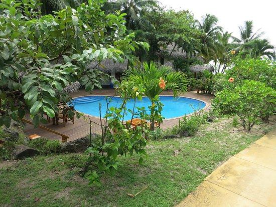 Pool at Etu Moana