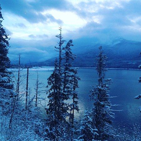 Nakusp, Kanada: Winter visits are beautiful!