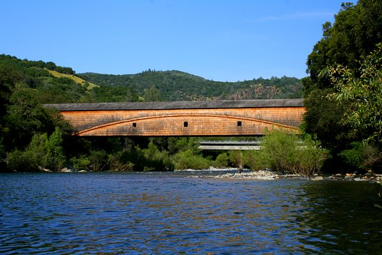 Penn Valley, CA: Bridgeport Covered Bridge