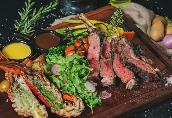 Prego: surf and turf