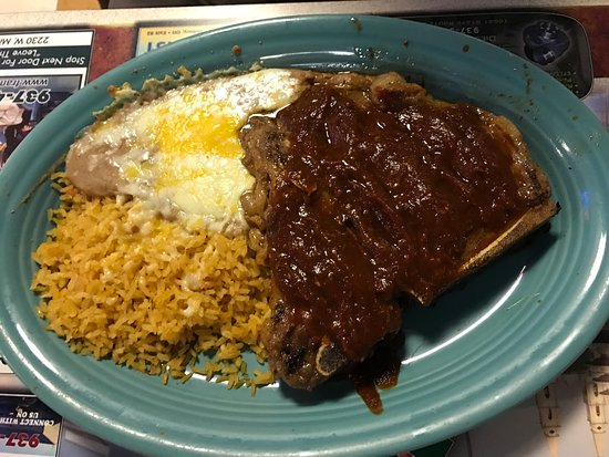 Sidney, OH: Cazadores Mexican Restaurant