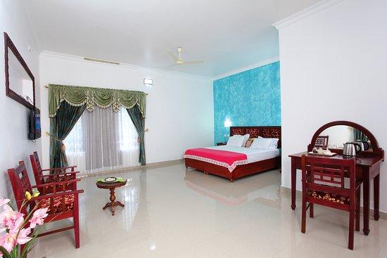 Periyar Villa Home Stay: Periyar Villa Room
