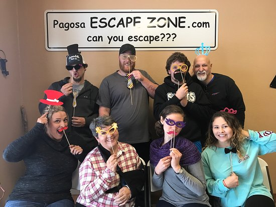 Loved the Escape game!!