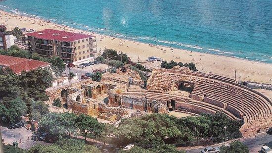 Amfiteatre: Anfiteatro romano, Tarragona