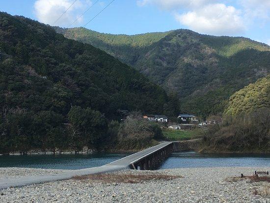 Shimanto, Japan: 勝間沈下橋