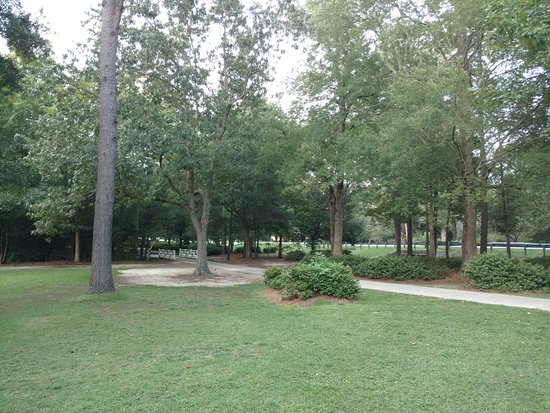 Summerville, Güney Carolina: Misc. photos of park