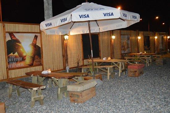 Las Toscas, Uruguay: Volcanica Bar