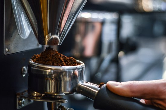 Carlisle, PA: We grind fresh everytime to ensure peak flavor and quality espresso beverages.