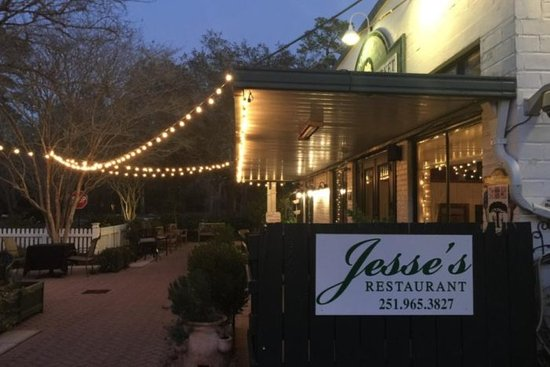 Magnolia Springs, AL: Jesse's