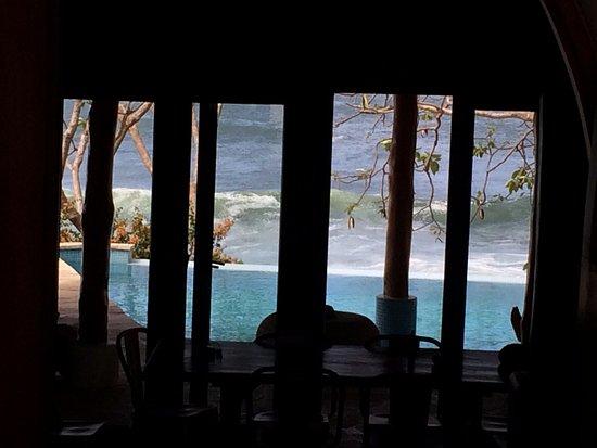 Tola, Nicarágua: Bubbys House on the beach