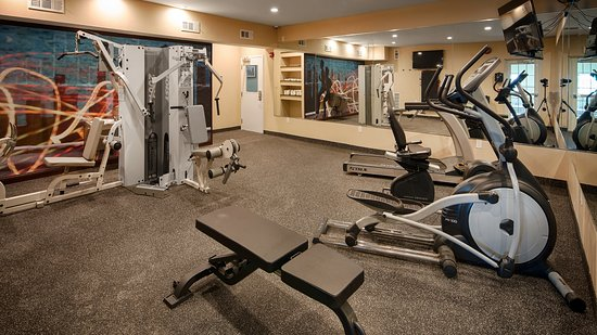Crawfordsville, IN: GUEST FITNESS CENTER