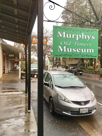 Murphys, CA: Old Timers Museum