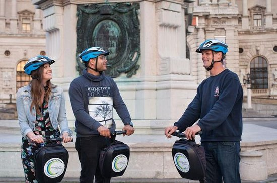 Privétour: Wenen City Segway Tour