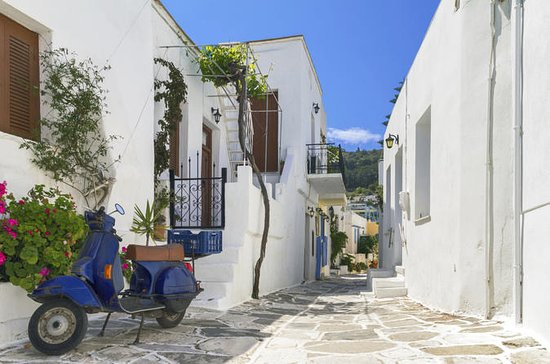 Private Tour: Mykonos Old Town...